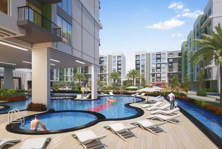 خرید آپارتمان دبی امارات OLIVZ BY DANUBE