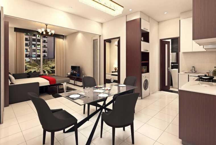 فروش آپارتمان در دبی LAWNZ