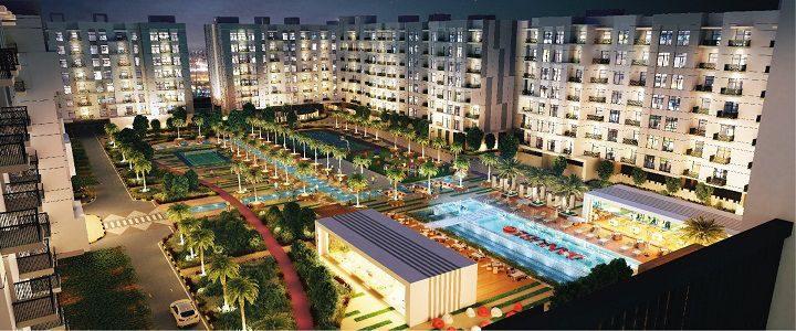 LAWNZ فروش آپارتمان در دبی
