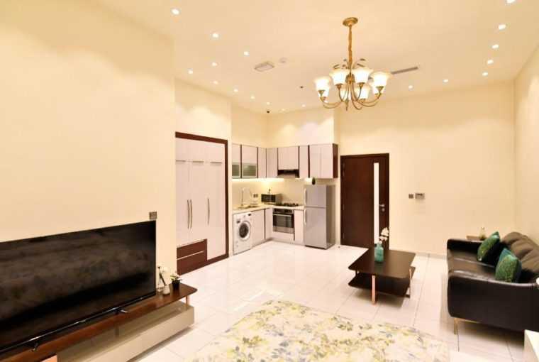 فروش آپارتمان 2 تخته در دبی
