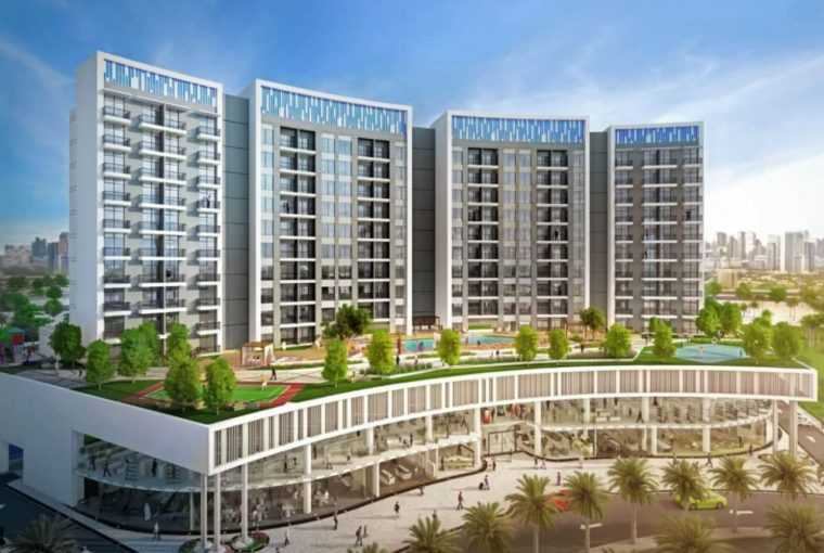 فروش آپارتمان دبی پروژه WAVEZ