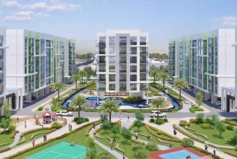 فروش آپارتمان دبی پروژه OLIVZ
