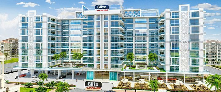فروش آپارتمان در دبی GLITZ 2