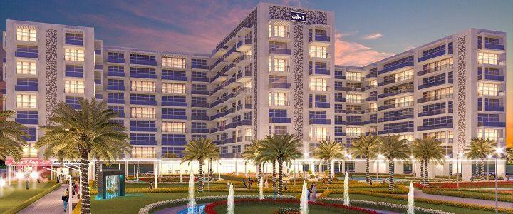 خرید آپارتمان دبی GLITZ RESIDENCE 3