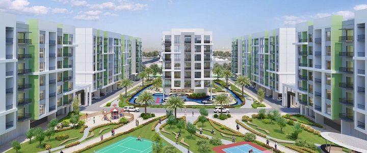 فروش آپارتمان در دبی OLIVZ BY DANUBE