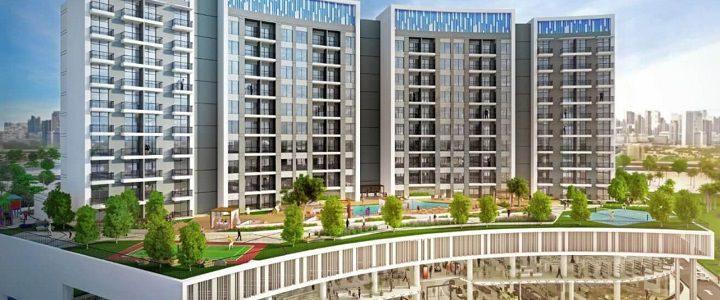 پروژه اپارتمان در دبی امارات متحده عربی