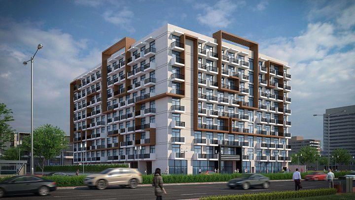 فروش آپارتمان دبی پروژه ELZ RESIDENCE