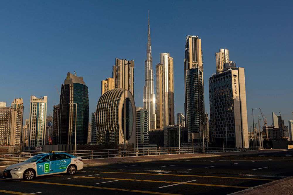 روش های اقامت ایرانیان در دبی
